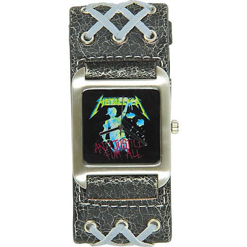 Evandale Metallica Justice Watch