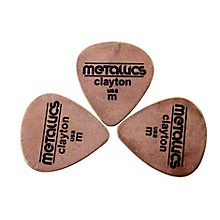 Clayton Metallics Standard Pick 3-Pack