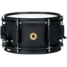 Metalworks Steel Snare Drum with Matte Black Shell Hardware 10 x 5.5 in.
