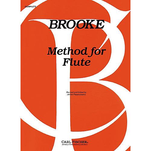Carl Fischer Method For Flute Complete