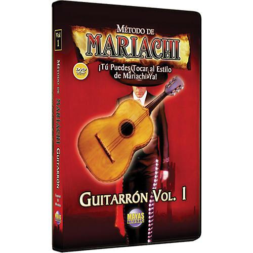 Mel Bay Metodo De Mariachi Guitarron DVD, Volume 1 - Spanish Only