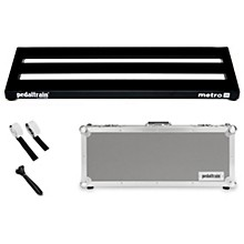 Pedaltrain Metro 24 Pedalboard with Tour Case