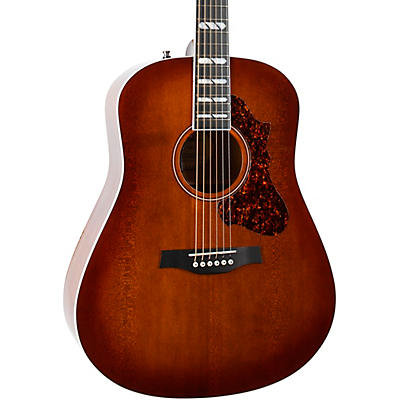 Godin Metropolis LTD Havana Burst HG EQ Acoustic-Electric Guitar