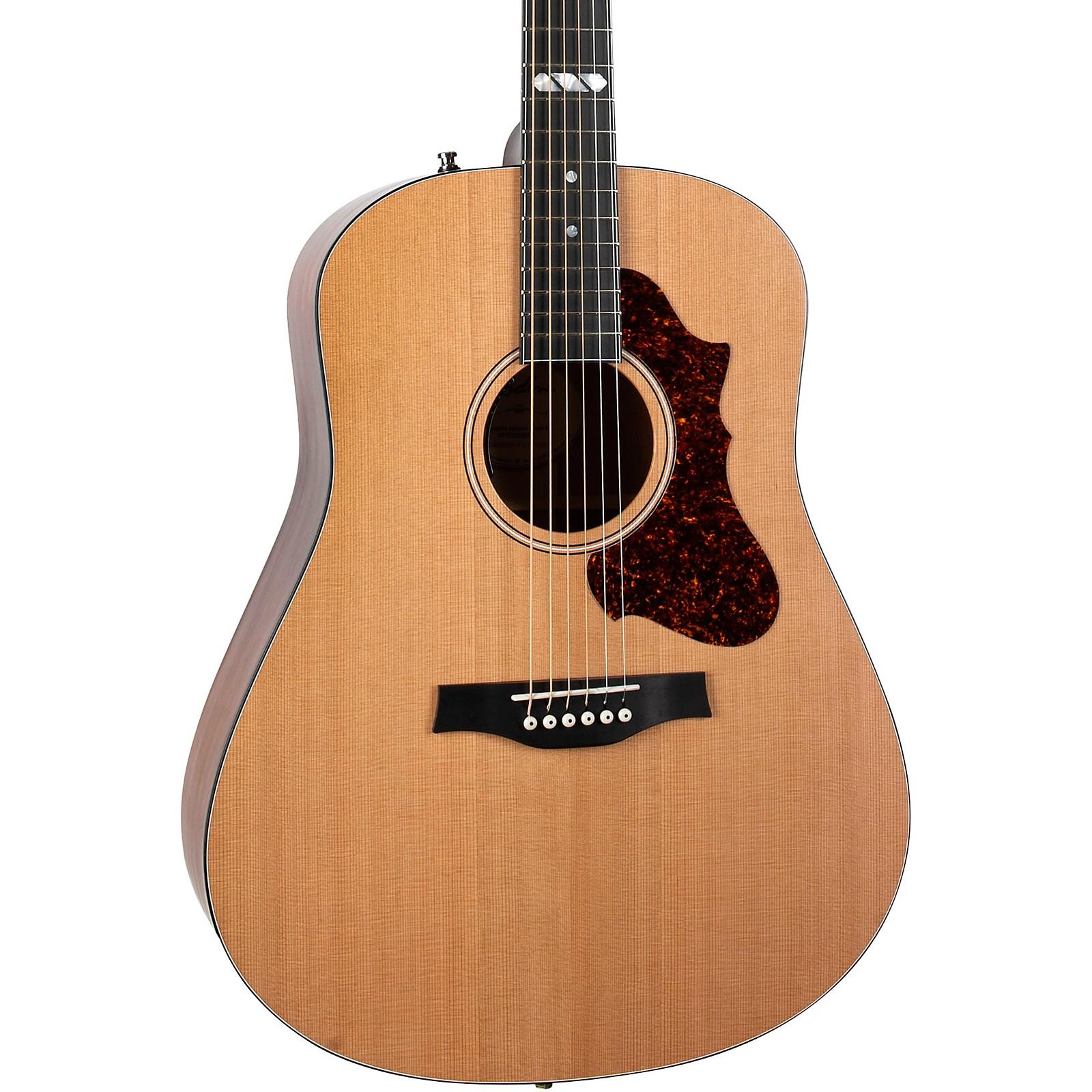 Godin Metropolis LTD Natural Cedar HG EQ Acoustic-Electric Guitar