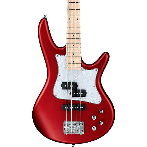 Ibanez Mezzo SRMD200 Electric Bass Condition 1 - Mint Candy Apple Matte