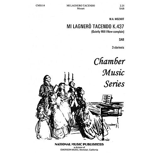 Hal Leonard Mi Lagnero Tecendo SAB composed by Robert Carl