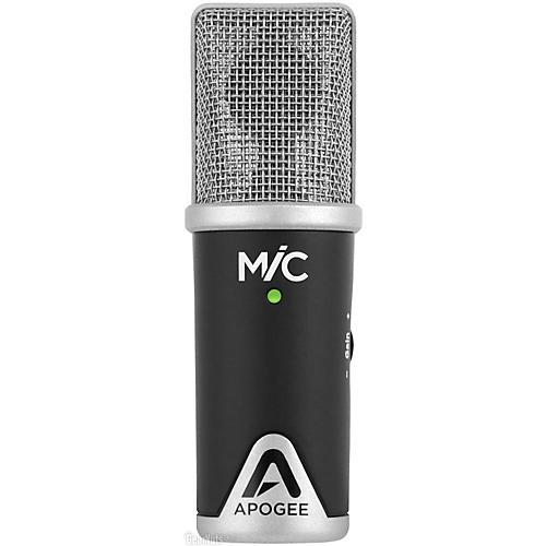 Apogee MiC USB Microphone for iPad, iPhone and Mac