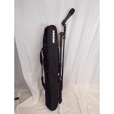 Proline Mic Pack Dynamic Microphone