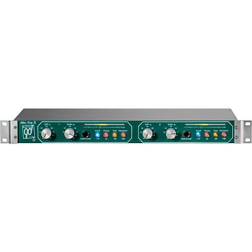 Daking Mic Pre II 2-Channel Microphone Preamp