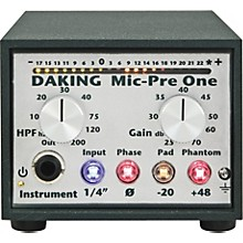 Open Box Daking Mic Pre One