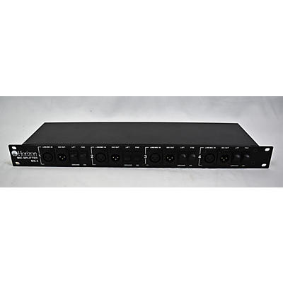 Rapco Horizon Mic Splitter MS4 Signal Processor