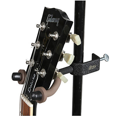 String Swing Mic Stand Guitar Hanger