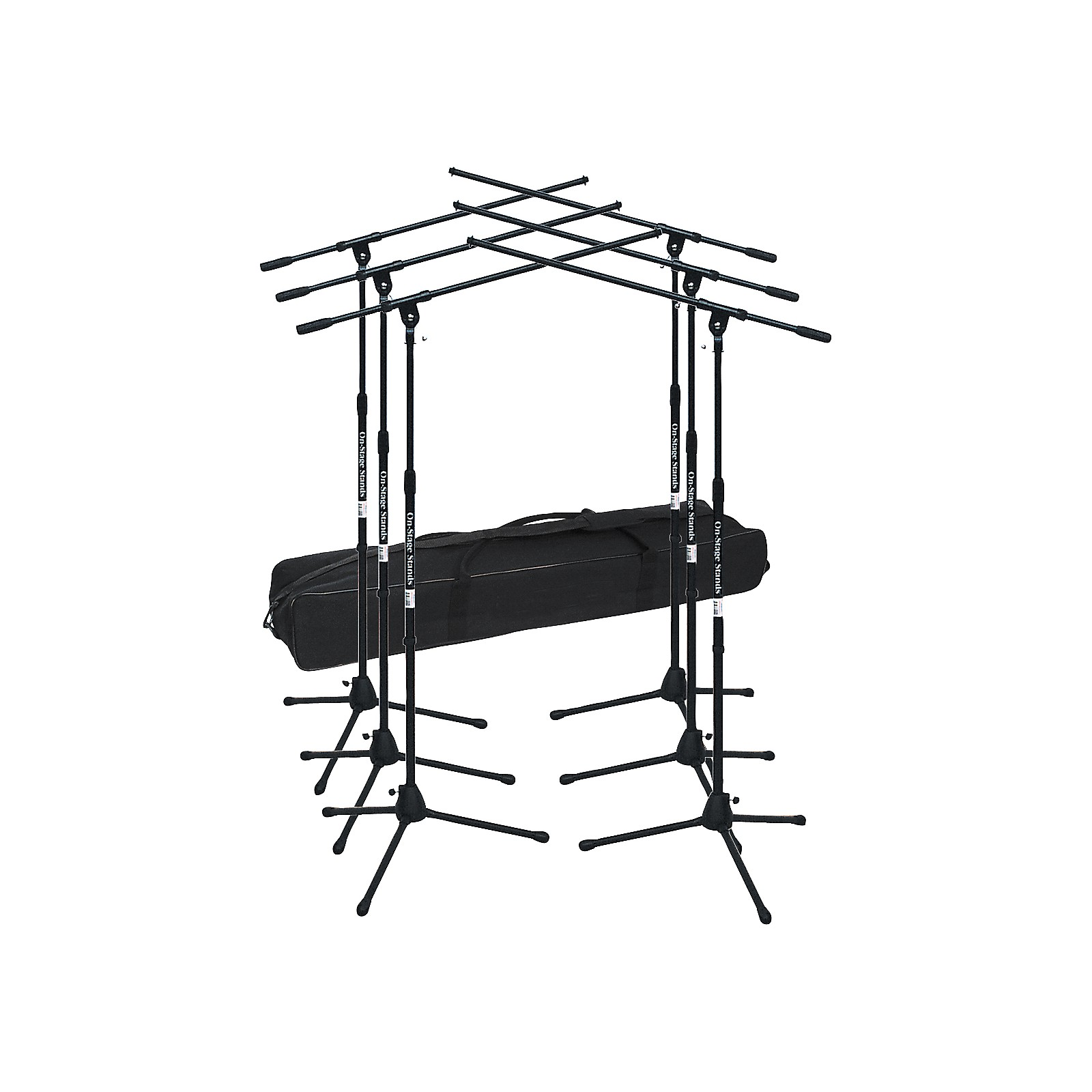 On-Stage Mic Stand Package