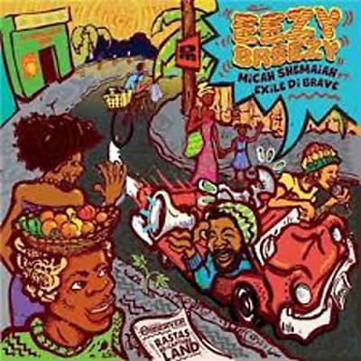 Micah Shemaiah - Eezy Beezy Feat Exile de Brave