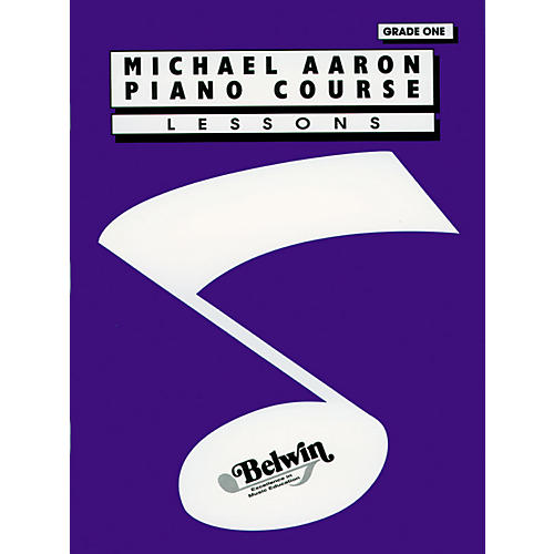 Alfred Michael Aaron Piano Course Lessons Grade 1