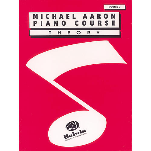 Alfred Michael Aaron Piano Course Theory Primer