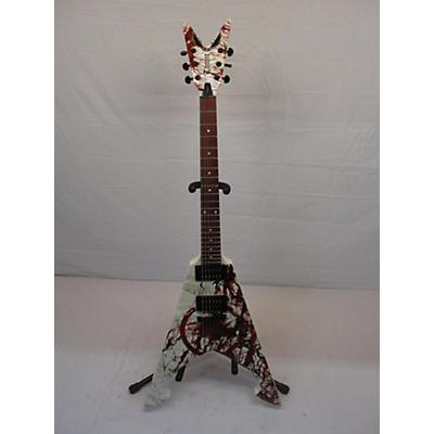 Dean Michael Amott Signature Tyrant X Splatter Solid Body Electric Guitar