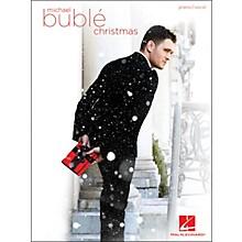 Hal Leonard Michael Buble - Christmas Vocal with Piano