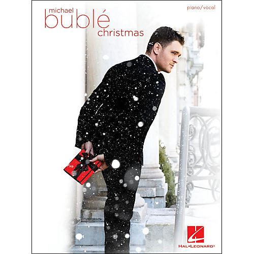 Hal Leonard Michael Buble - Christmas Vocal with Piano