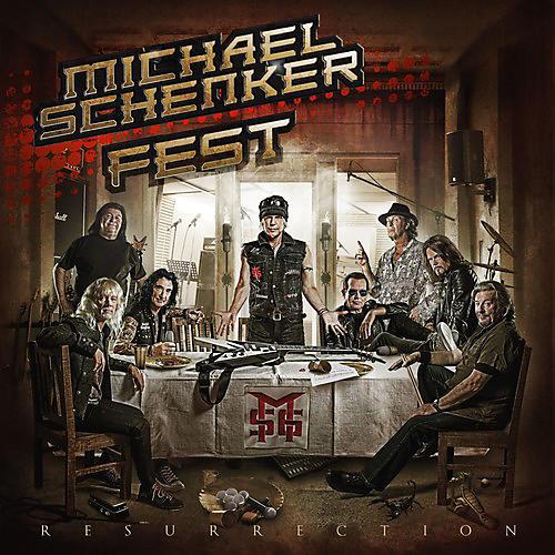 Alliance Michael Fest Schenker - Resurrection