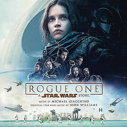 Alliance Michael Giacchino - Rogue One: A Star Wars Story (Original Soundtrack)