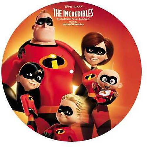 Alliance Michael Giacchino - The Incredibles (Original Soundtrack)