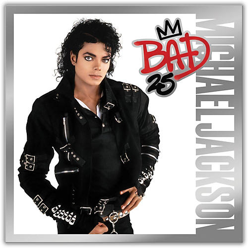 Sony Michael Jackson - Bad (25th Anniversary Edition) Vinyl LP
