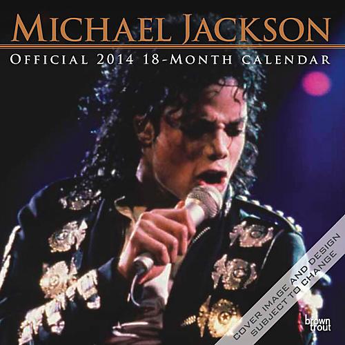 Browntrout Publishing Michael Jackson 2014 Calendar Square 12x12