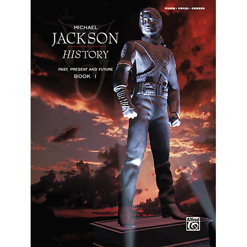 Alfred Michael Jackson History Piano/Vocal/Chords | Musician\'s Friend