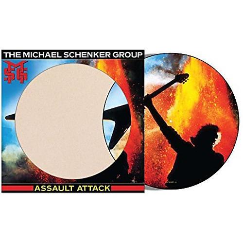 Alliance Michael ( Msg ) Schenker - Assault Attack (Picture Disc)