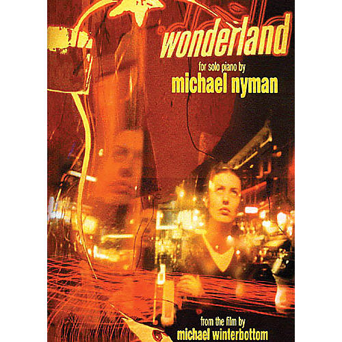Music Sales Michael Nyman: Wonderland (Solo Piano) Music Sales America Series