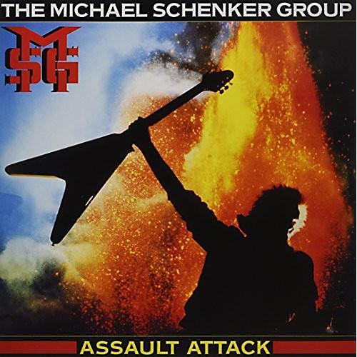 Alliance Michael Schenker - Assault Attack