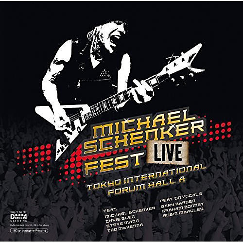 Alliance Michael Schenker - Fest: Live Tokyo International Forum Hall A