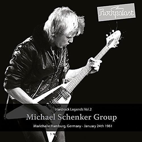 Alliance Michael Schenker - Hard Rock Legends, Vol. 2: Markthalle 1981