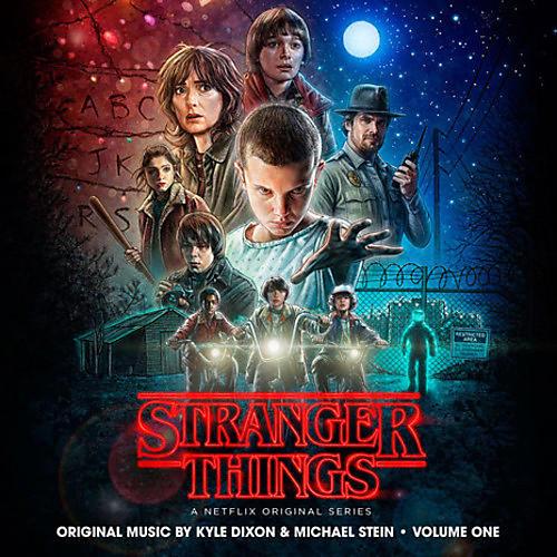 Alliance Michael Stein - Stranger Things, Vol. 1 (A Netflix Original Series Soundtrack)