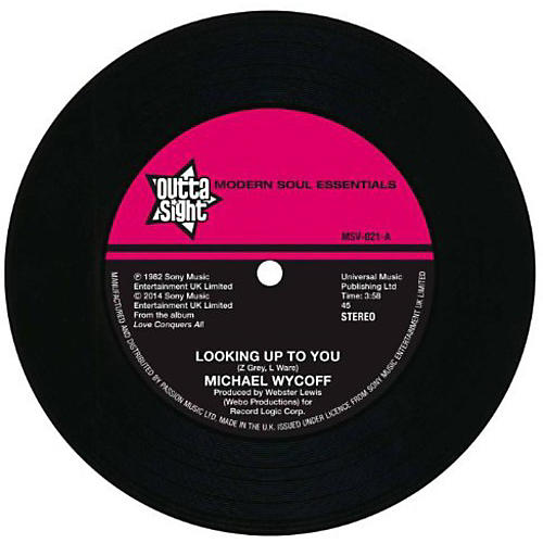 Alliance Michael Wycoff - Looking Up to You/Tell Me Love