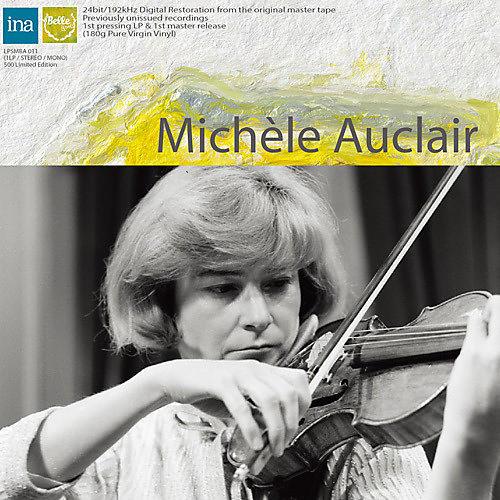 Alliance Michele Auclair - Works By Bartok & Saint-saens