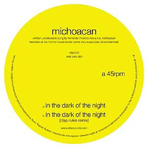 Alliance Michoacan - In The Dark Of The Night