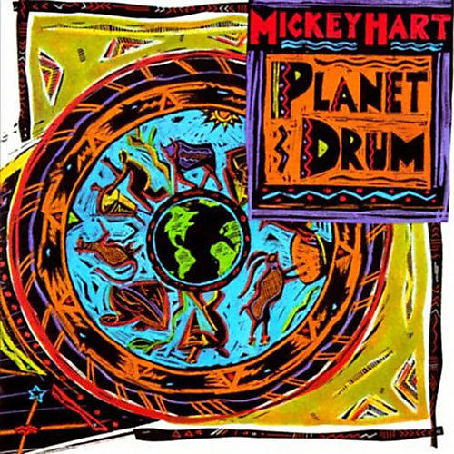 Alliance Mickey Hart - Planet Drum
