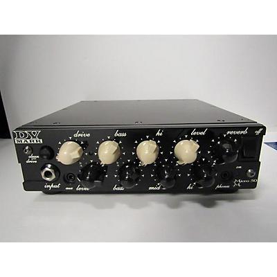 DV Mark Micro 50 M Guitar Amplifier Head Solid State Guitar Amp Head