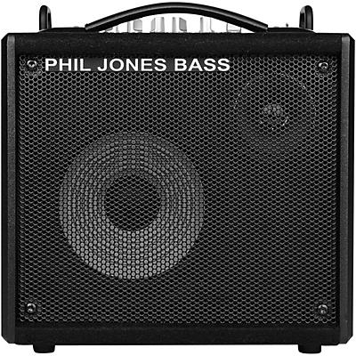 Phil Jones Bass Micro 7 50W 1x7 Bass Combo Amp