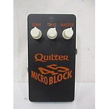 Quilter Labs Micro Block Guitar Power Amp