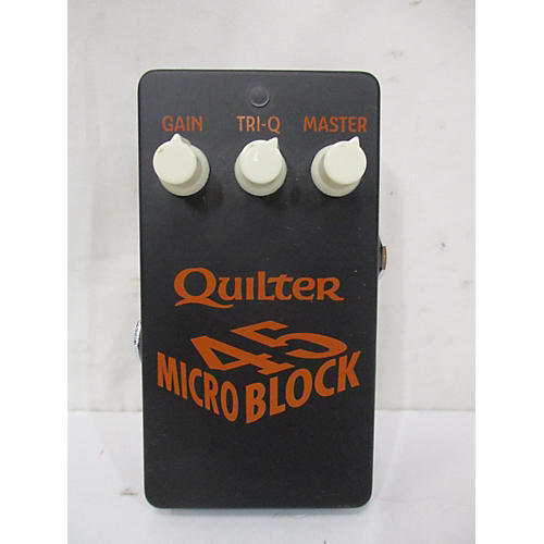 Quilter Labs Micro Block Guitar Power Amp
