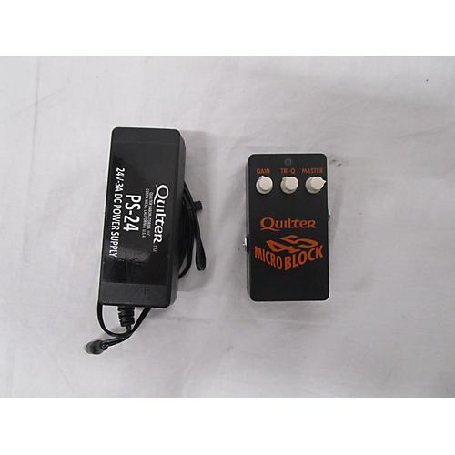 Micro Block Solid State Guitar Amp Head