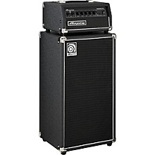 Open Box Ampeg Micro-CL 100W 2x10 Mini Bass Stack Black