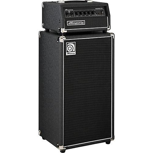 Ampeg Micro-CL 100W 2x10 Mini Bass Stack Black