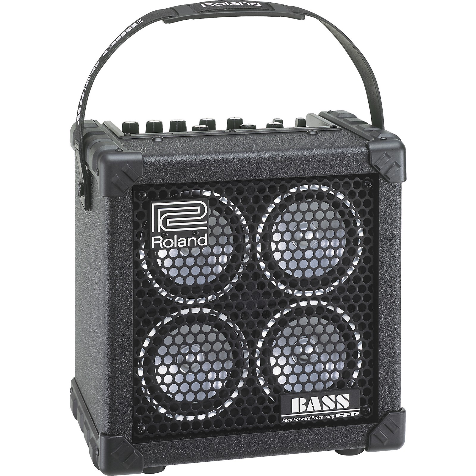 Roland Micro Cube Bass Rx Bass Combo Amp 4 X 4 In Musician S Friend