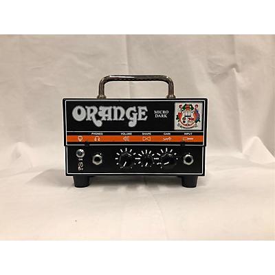 Orange Amplifiers Micro Dark 20W Tube Guitar Amp Head