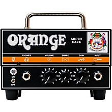 Open Box Orange Amplifiers Micro Dark 20W Tube Hybrid Amp Head