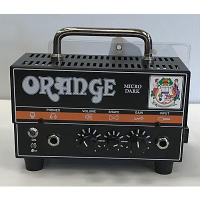 Orange Amplifiers Micro Dark Guitar Amp Head